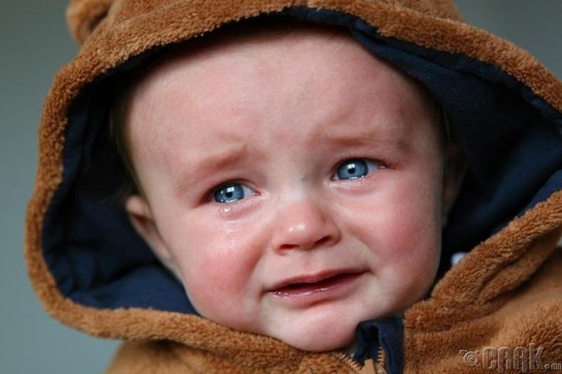 Хүүхдийн уйлах чимээг орчуулах