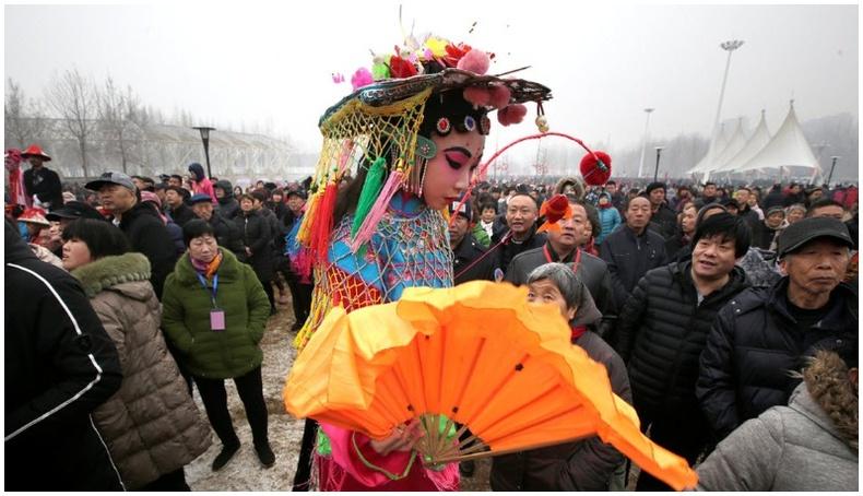 Хятад улс цагаан сарын баяраа хэрхэн тэмдэглэдэг вэ?