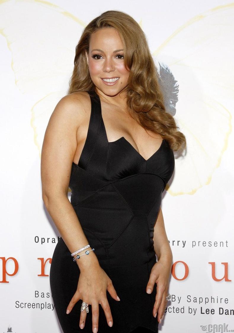 Мариан Кэри (Mariah Carey)