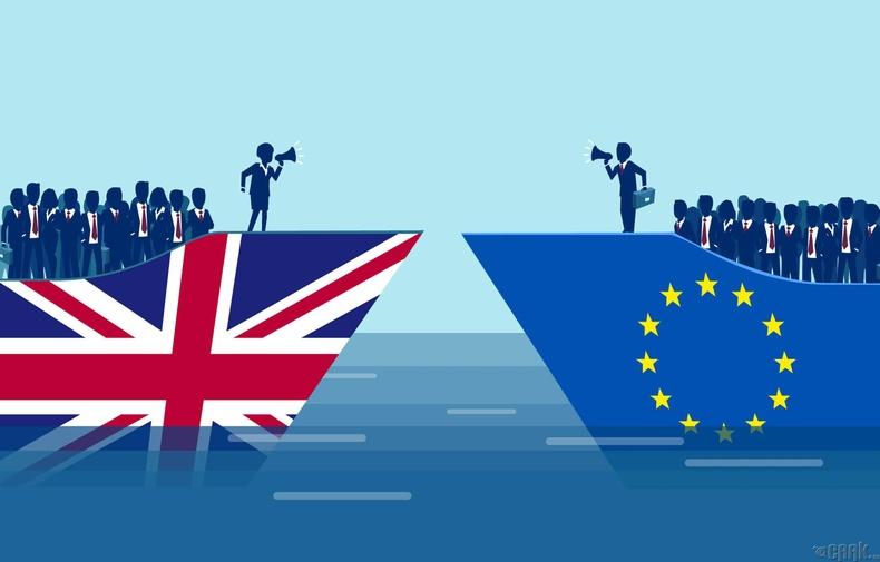 """""""Брексит"""" (Нэгдүгээр сард)"""