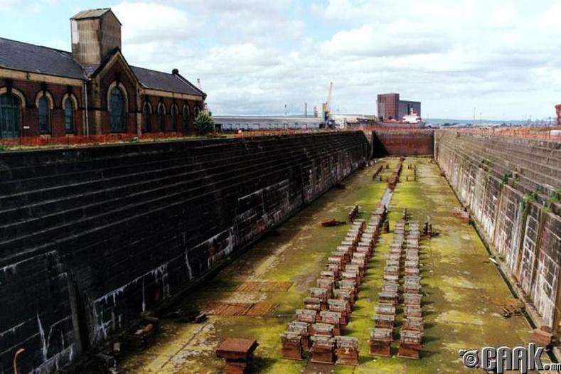 """""""Титаник""""-ийг бүтээсэн газрыг хадгалж үлдэхэд хэдийг зарцуулсан бэ?"""