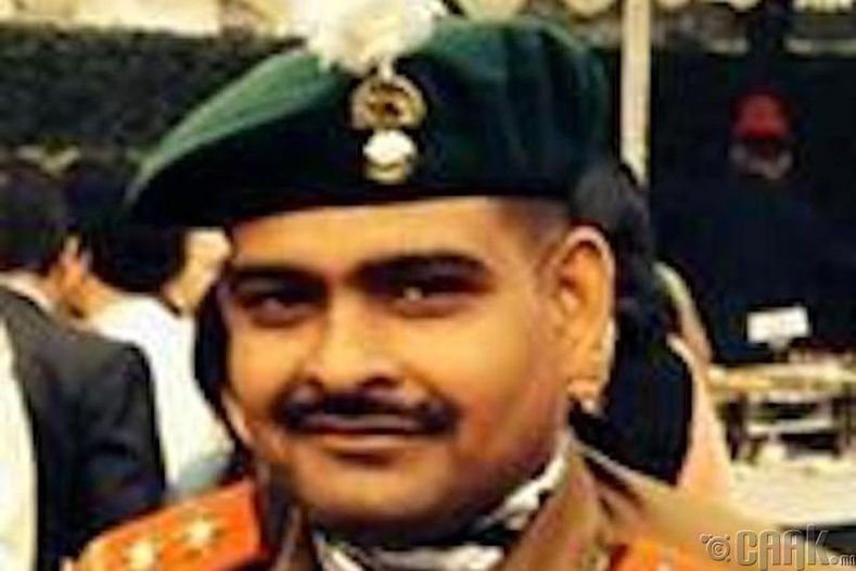 Ёгонда Синх Яадав (Yogendra Singh Yadav) - Каргилын дайн