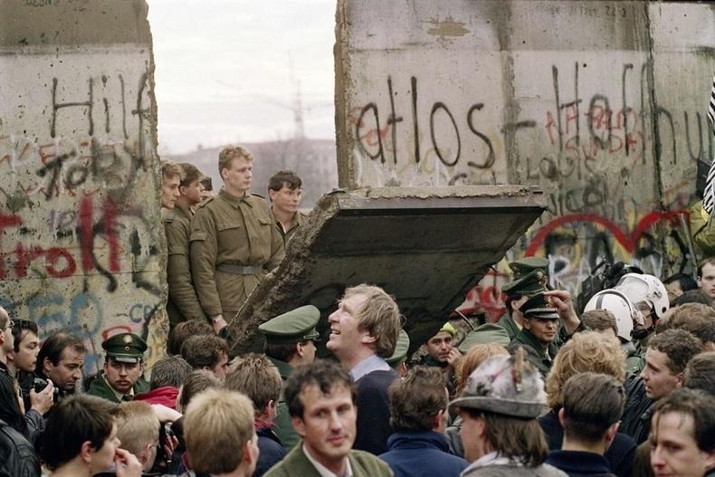 Берлиний ханын уналт