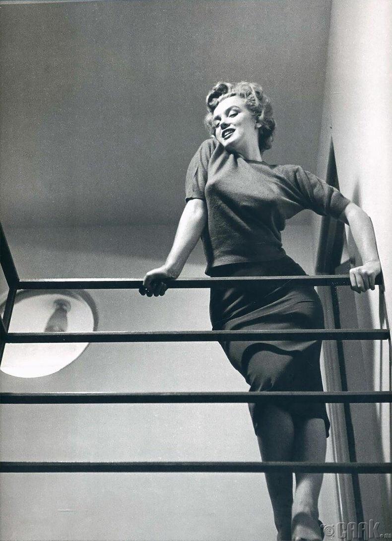 Мэрилин Монро, 1952 он