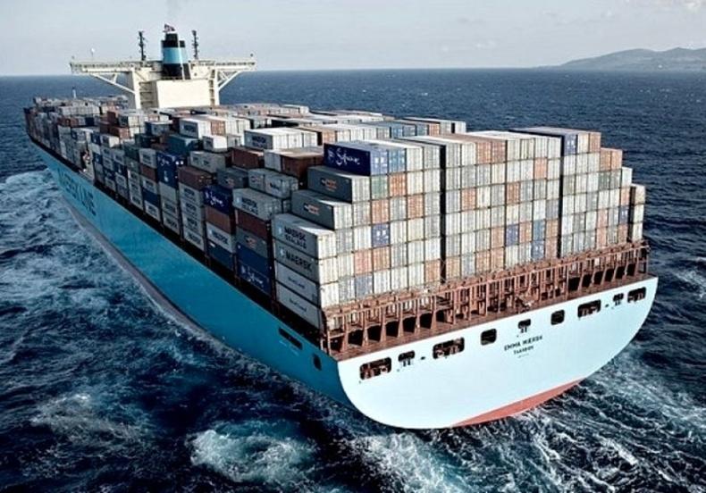 """""""Emma Maersk"""""""