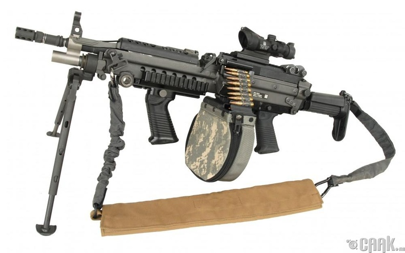 Хөнгөн пулёмот ( Lightweight Machine Gun)