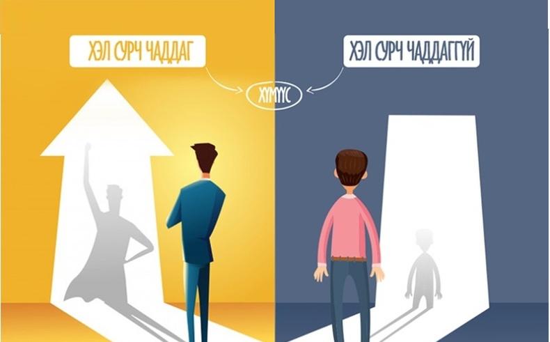 Англи хэлтэй болон англи хэлгүй хүмүүсийн ялгааг мэдэх үү?