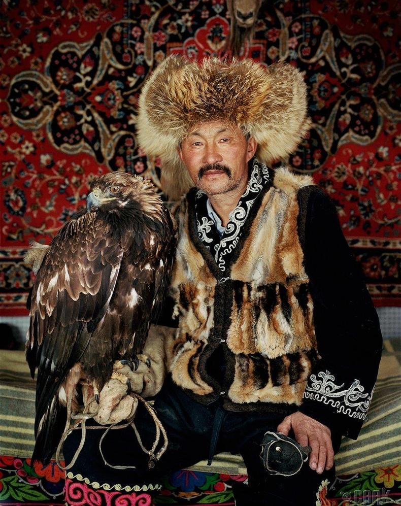 2015 баруун Монголд анчин Куантхан Ологбаны хөргийг буулгажээ