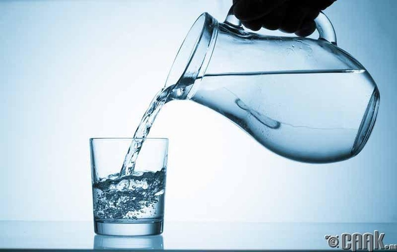 Байх ёстой хэмжээнээс их ус уувал яах вэ?