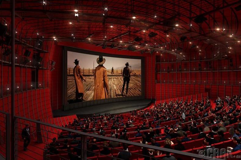 Кино урлагийн академийн нэрэмжит музей, Лос Анжелас