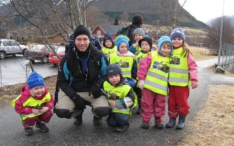 Норвегийн хүүхдийн цэцэрлэг ямар байдаг вэ?