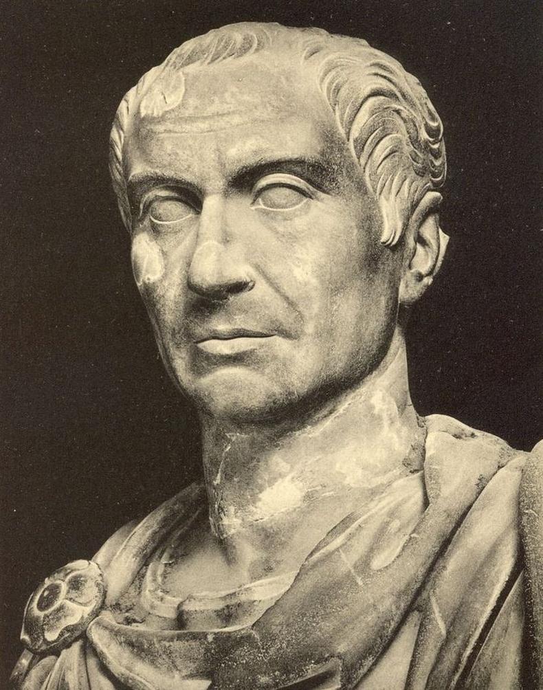 Эртний Ромын төрийн болон улс төрийн зүтгэлтэн, командлагч, зохиолч Юлий Цезарь (Julius Caesar)