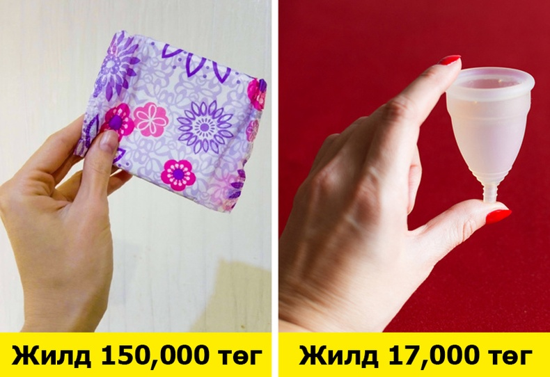 Эмэгтэйчүүдийн ариун цэврийн хэрэглэл