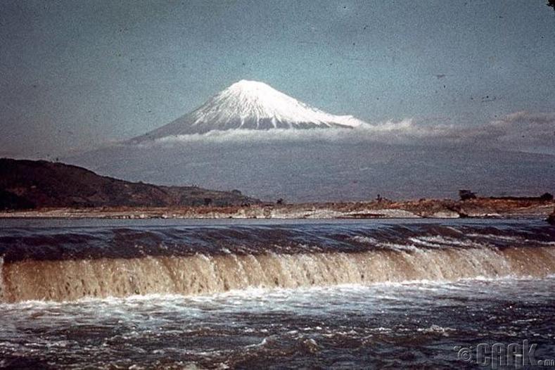 Фүжи уул