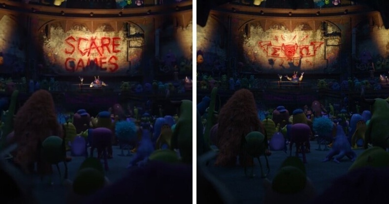 Monsters University (2013) - Аймшигтай тоглоомууд