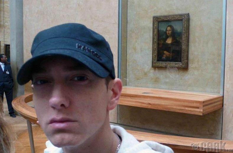 Реппер Эминем (Eminem) - 2010
