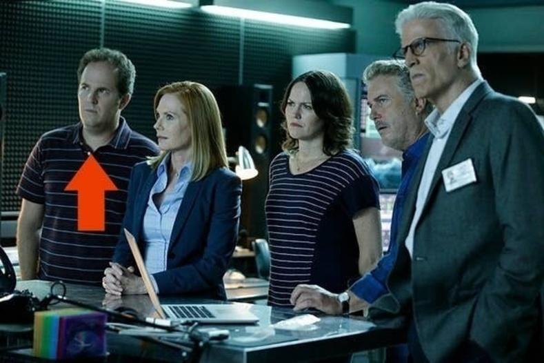 "Дэвид Берман - ""CSI: Crime Scene Investigation"" киноны Дэвид Филлипсийн дүр"