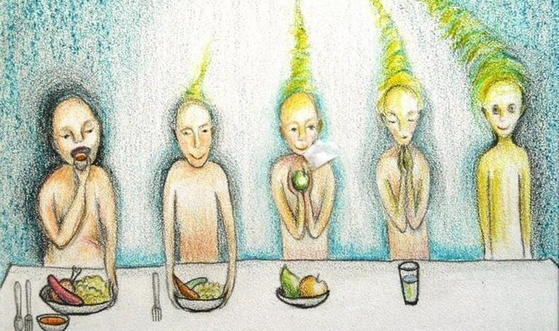 Та идэхийн тулд амьдардаг уу? Эсвэл амьдрахын тулд иддэг үү!