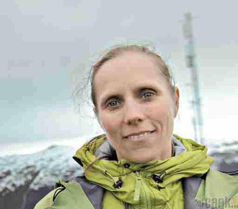 Анна Багенхолм (Anna Bagenholm)