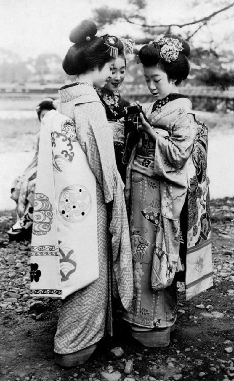 Гейша нар. Япон