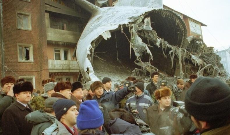 """Шинэ цагийн Орос орныг цочроосон Эрхүүгийн """"Ан-124"""" онгоцны ослын түүх"""