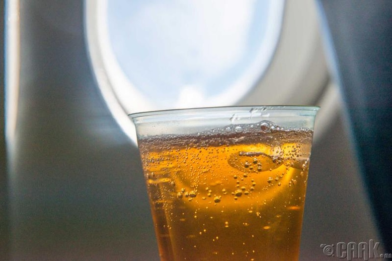 Алкохолтой ундаа хэт их бүү хэрэглэ