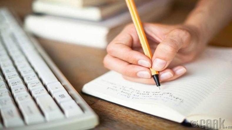 Нийтлэл, эссэ бичих
