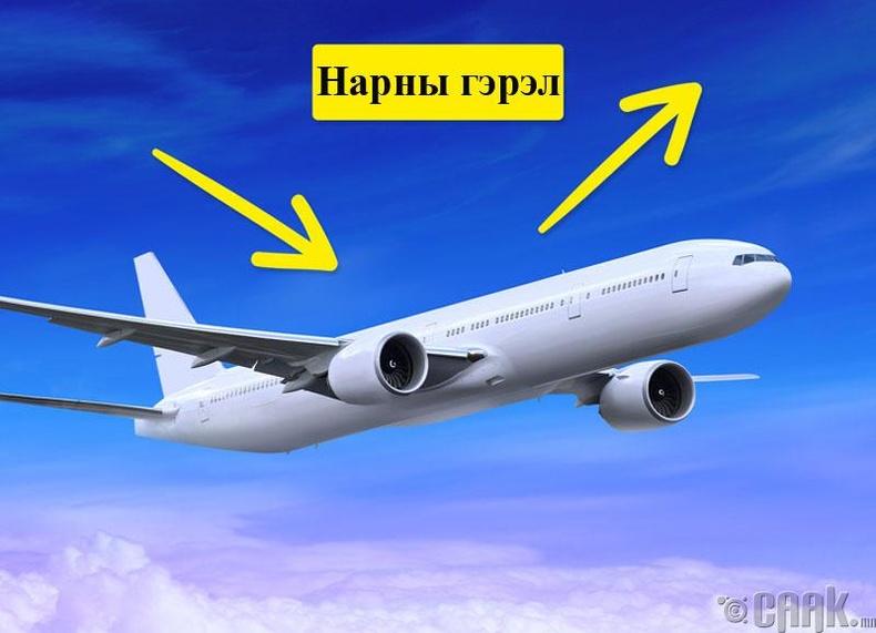 Нисэх онгоц