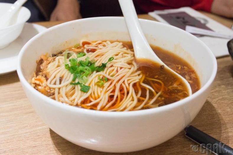 Хятад хоолнуудаас татгалзах