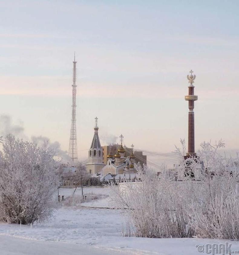 Энэ жил агаарын температур -62 хүртэл буурсан
