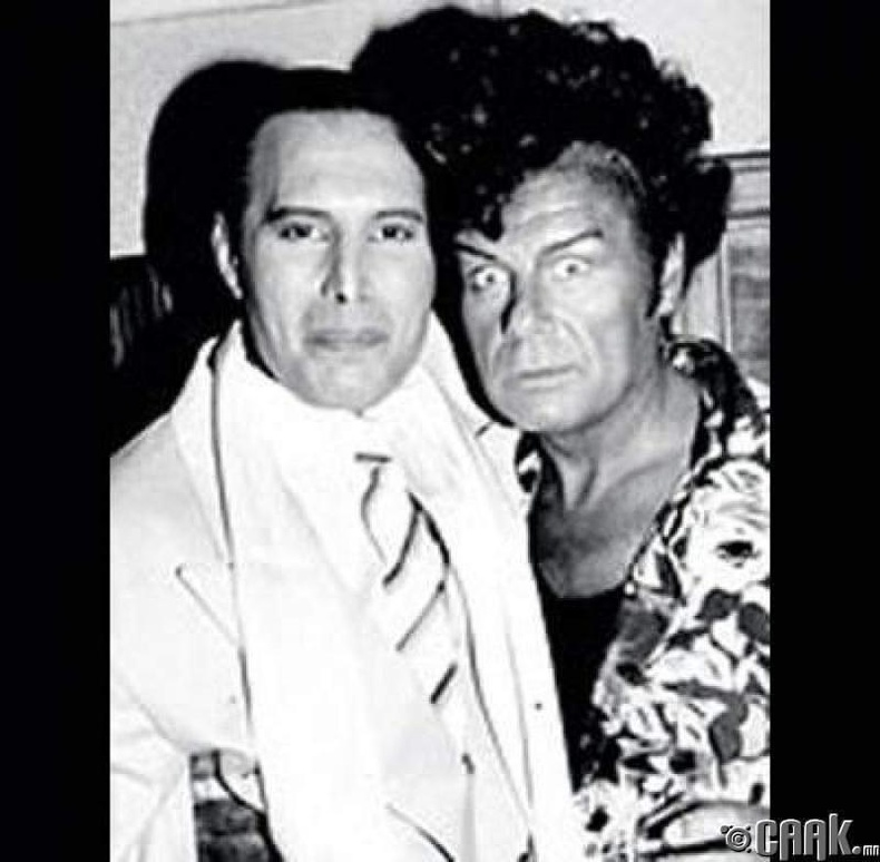 ДОХ туссан Фредди Меркьюри (Freddie Mercury)