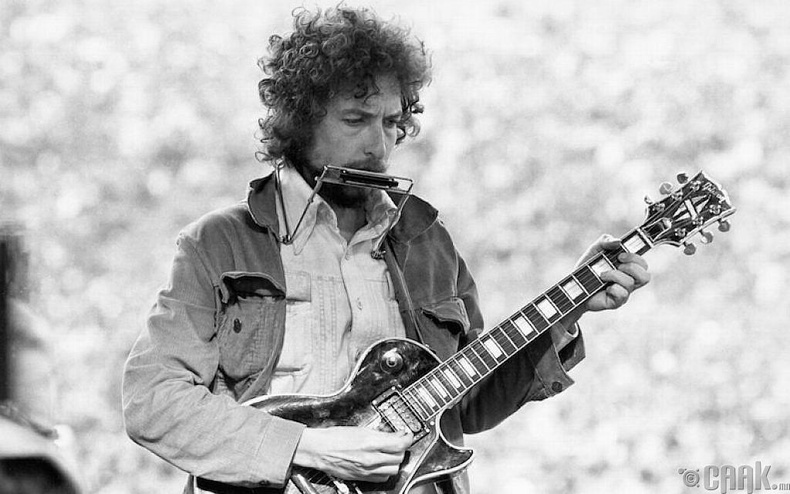 Боб Дилан - Роберт Циммерман