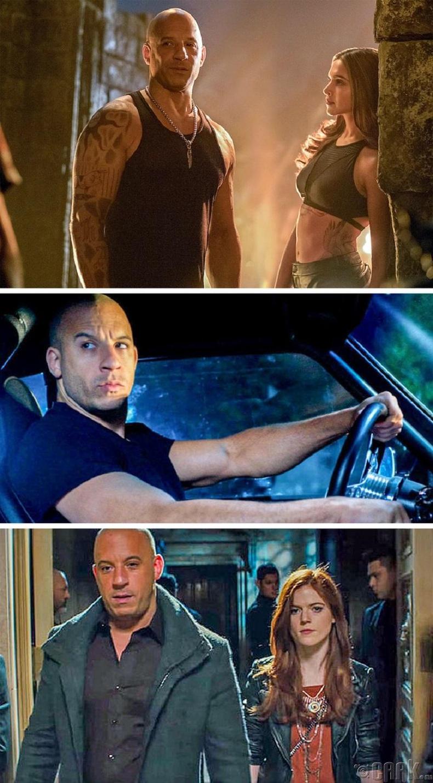 Ван Дийзл (Vin Diesel)