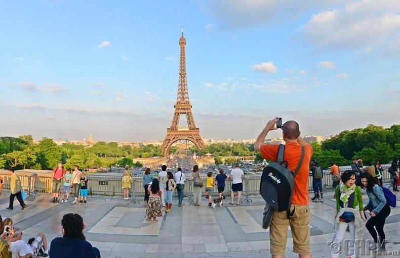 Францын Парис хот