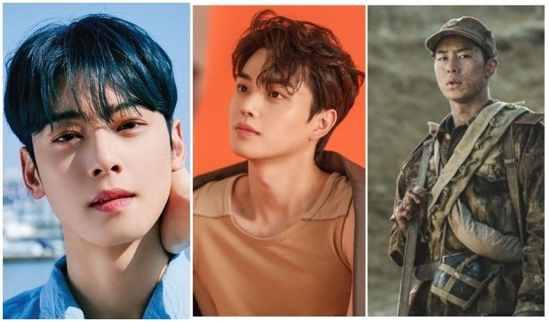 Дэлхийд алдарших ирээдүйтэй Өмнөд Солонгосын шинэ үеийн эрэгтэй жүжигчид
