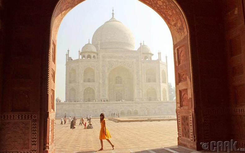 Энэтхэгт үзэх зүйл дэндүү олон
