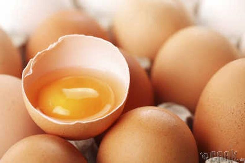 Өндөгний шампунь