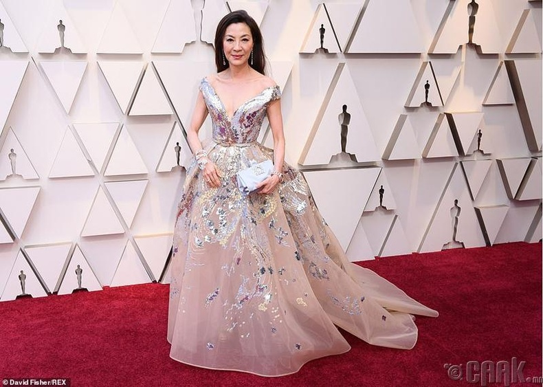 Жүжигчин Мишель Ёо (Michelle Yeoh)