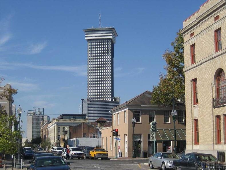 """Plaza"" цамхаг - АНУ, 162 метр, 45 давхар"