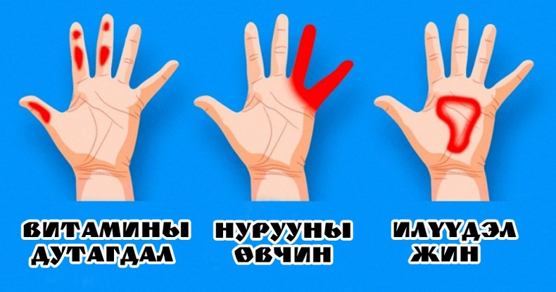 Гараараа эрүүл мэндээ хэрхэн шинжих вэ?