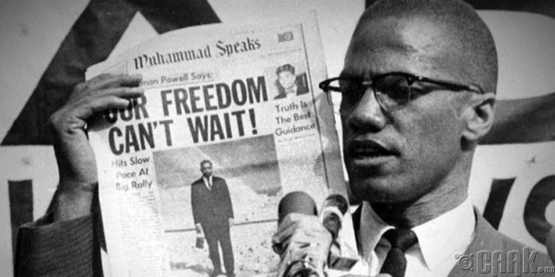 Малколм Икс (Malcolm X