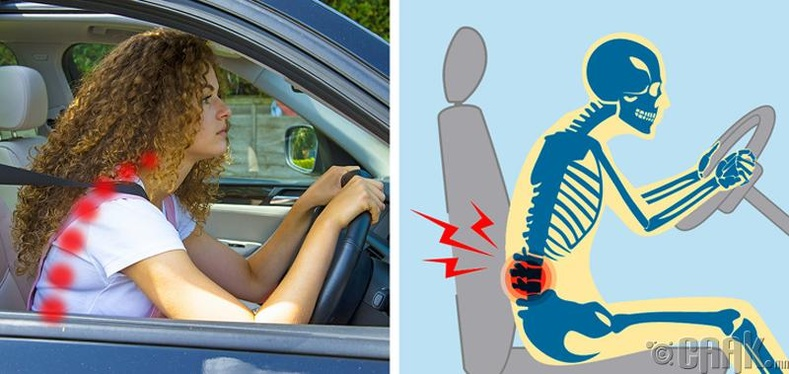 Та удаан хугацааг машинд өнгөрүүлдэг