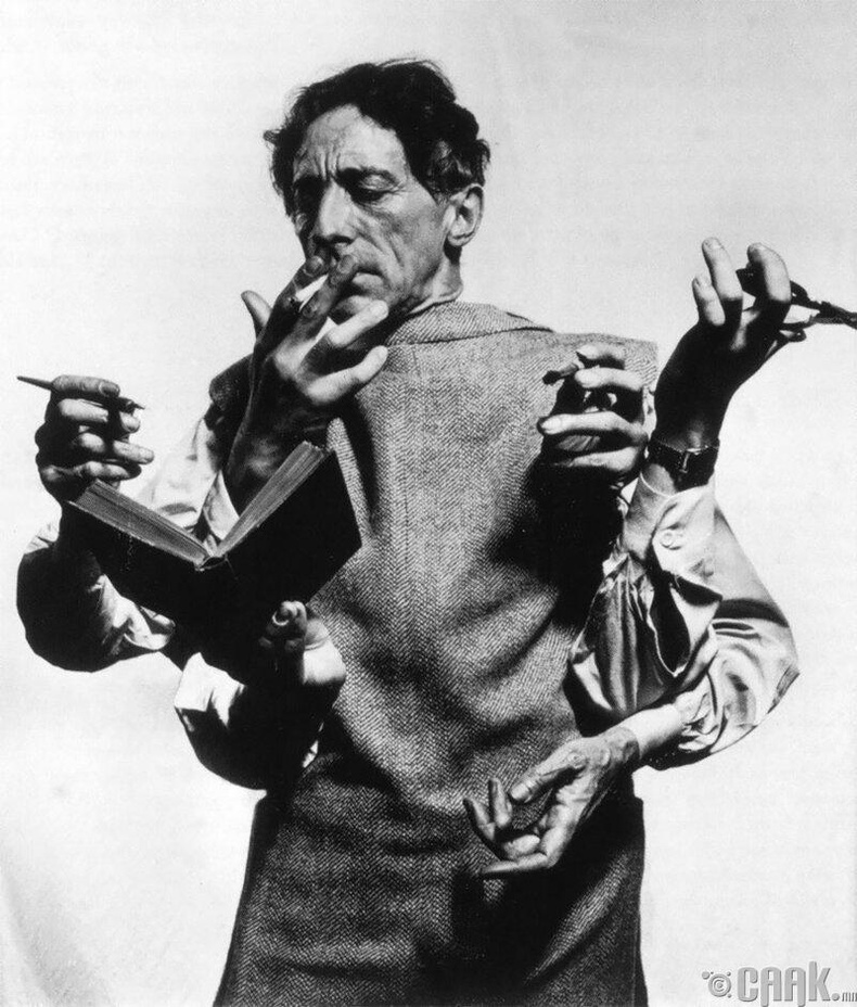 Жан Кокто, 1949 он