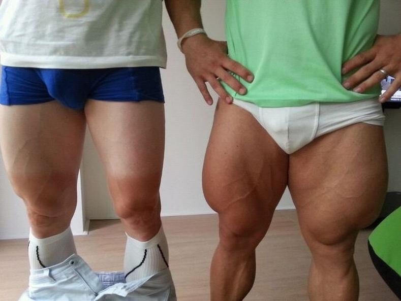 Засмалзамындугуйчин Андре Грейпел,тойрогзамындугуйчин Роберт Формеманны хоёрын хөл