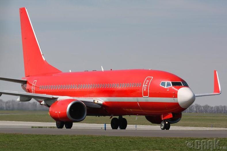 Ямар онгоцыг өөр өнгөөр буддаг вэ?