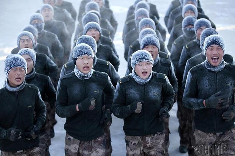 Хятадын арми