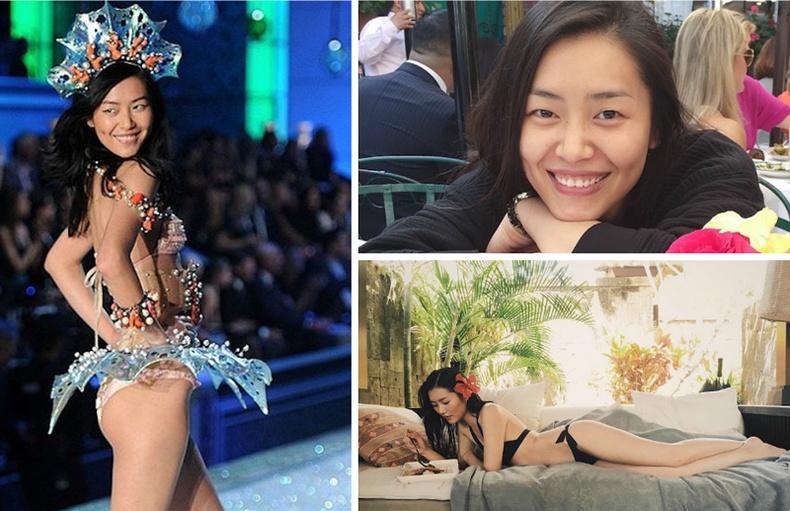 """""""Викториа Секрет""""-ийн хамгийн анхны Ази модель"""