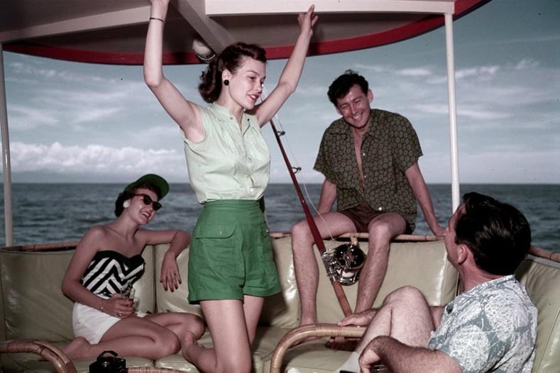 1950-аад оны Мексик орон