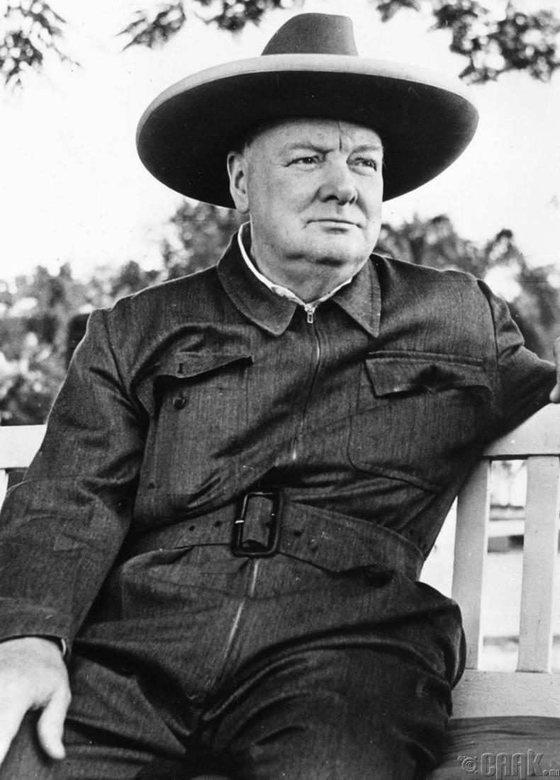 Уинстон Черчилль (Winston Churchill)