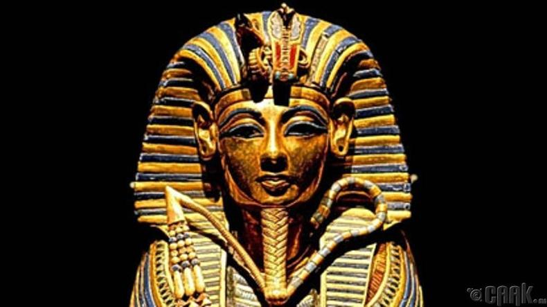 Архелогичид Тутанхамон хааны бунханг тайван орхисон нь